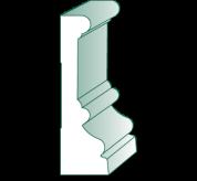 16' Primed Wood Windsor Casing (WC1)