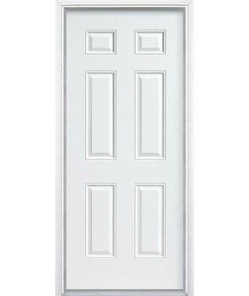 Description Belleville fiberglass doors