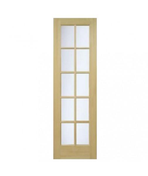 Description for 10 panel french door
