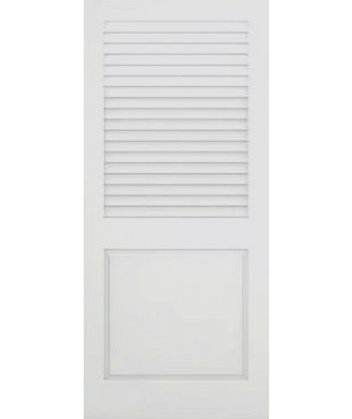 Description - Plantation louvered closet doors ...